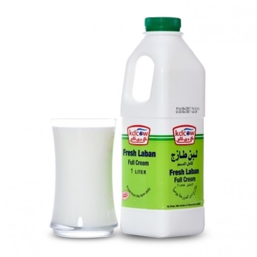 KDCOW Laban Full Cream 1 L