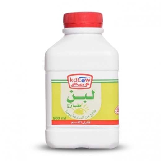 KDCOW Laban Low Fat 500 ml