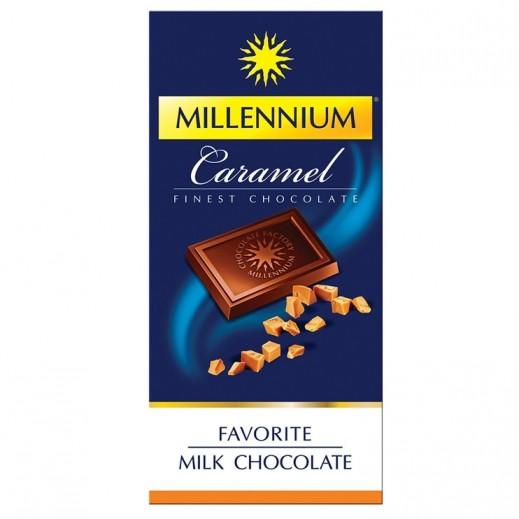 Millennium Caramel Finest Favorite Milk Chocolate 100 g
