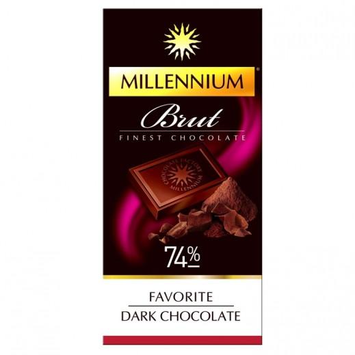 Millennium Brut Finest Favorite Dark Chocolate 100 g
