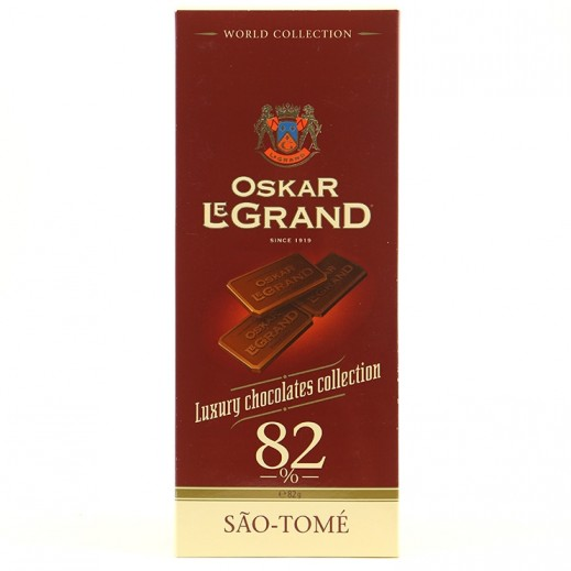 Oskar Le Grand Luxury Chocolate Collection 82 g