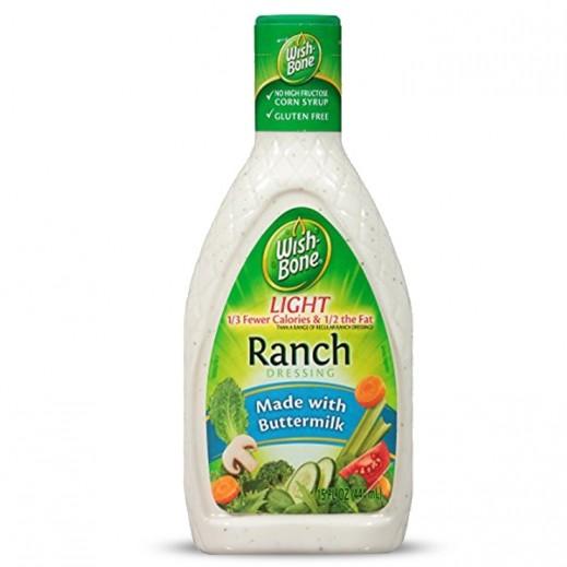 Wish-Bone Light Ranch Salad Dressing 444 ml