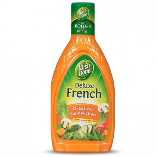 Wish-Bone Deluxe French Salad Dressing 444 ml