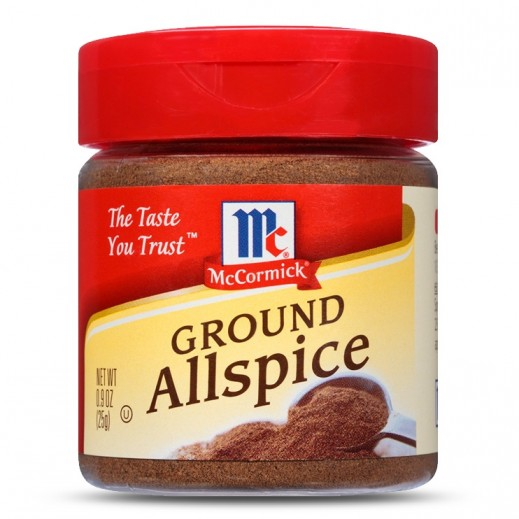McCormick Ground All Spice 25 g