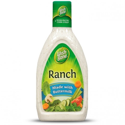 Wish-Bone Ranch Salad Dressing 444 ml
