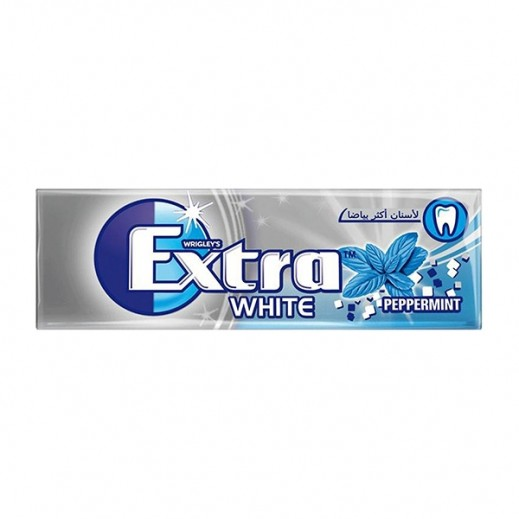 Wrigley's Extra White Peppermint Pellets