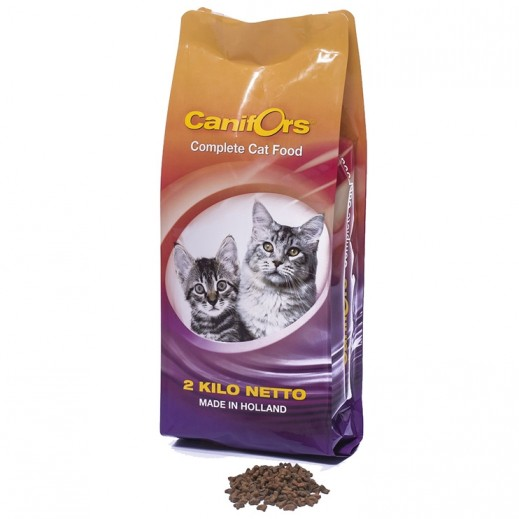 Canifors Prime Class Cat Food Dry Complete 2 kg