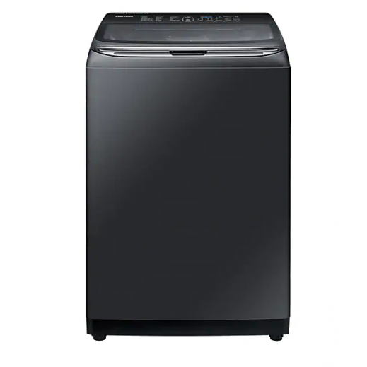 Samsung 22 kg Top Loading Washing Machine - Black - delivered by AL ANDALUS After 3 Working Days