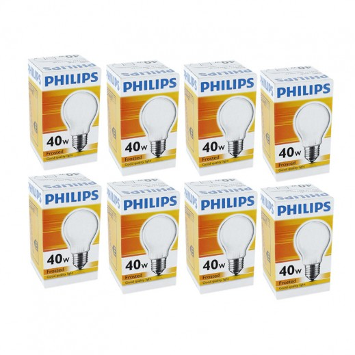 Wholesale - Philips Classictone 40 w E27 Frosted (30 pieces)