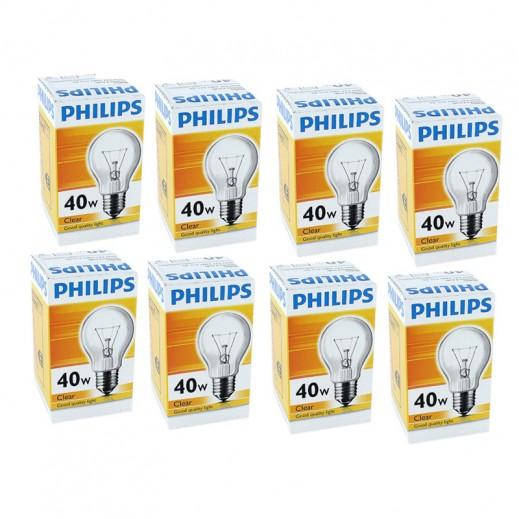 Wholesale - Philips Classictone 40 w E27 Clear (30 pieces)