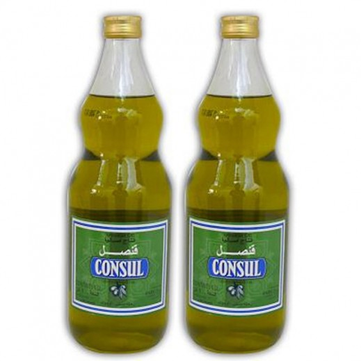 Value Pack - Consul Olive Oil 1 ltr (2 pieces)