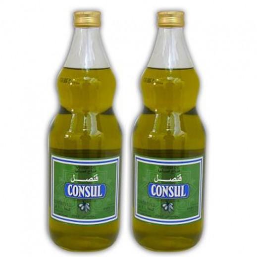 Value Pack - Consul Olive Oil 1 L (2 pieces)