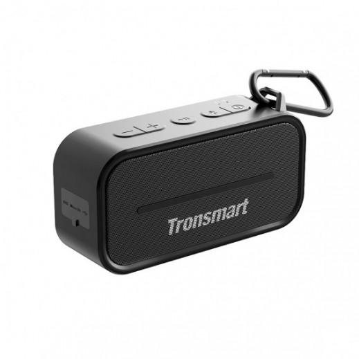 Tronsmart Bluetooth Speaker Water Resistant - Black