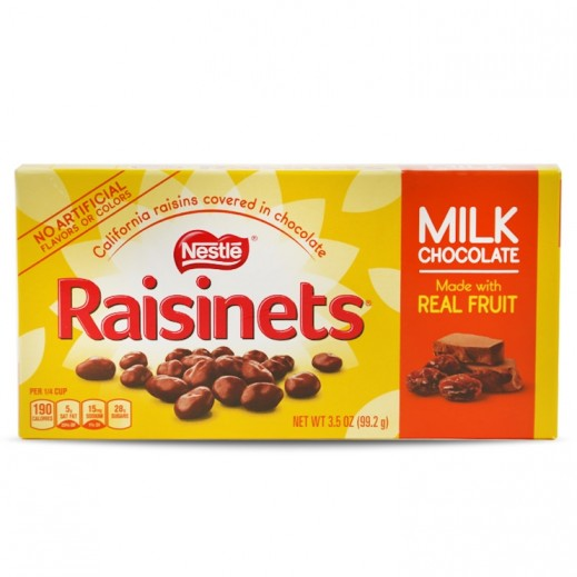 Raisinets Milk Chocolate 99 g