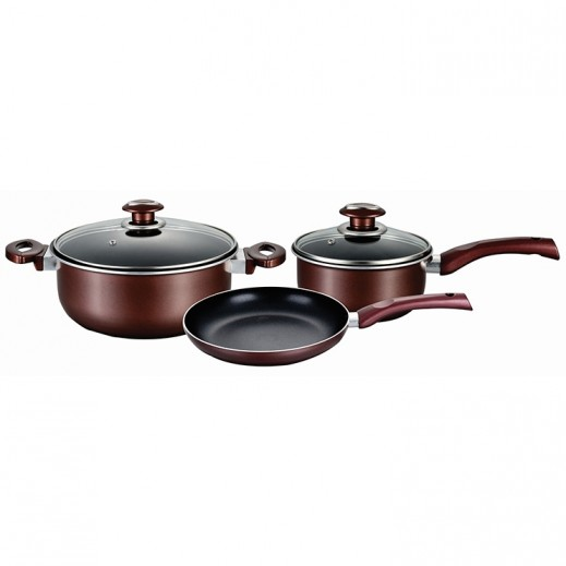 Hamilton Cookware Set - 5 Pieces
