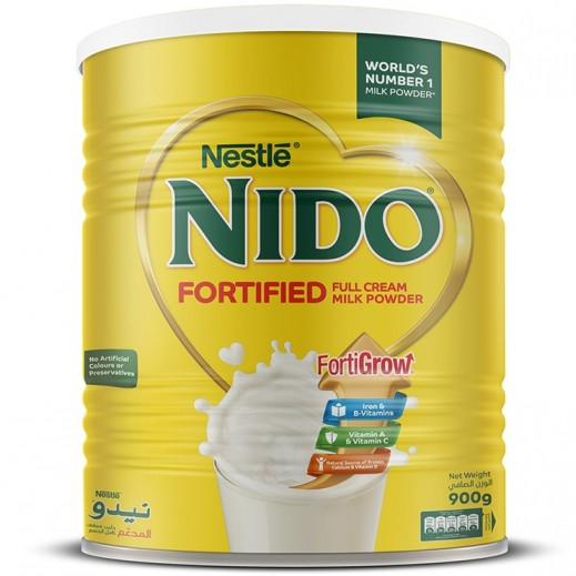 Nido Fortified Milk Powder 900 g
