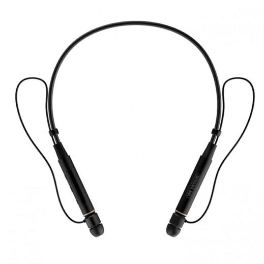 WK Design Bluetooth Earphone – Black
