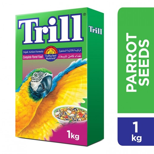Trill Parrot Seed (Bird Food) 1 kg