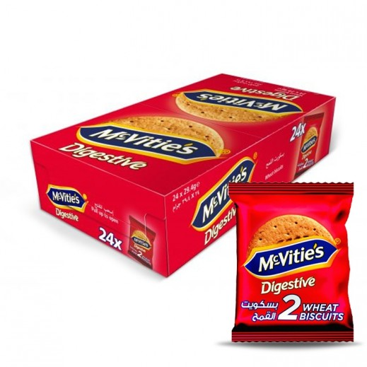 Mc Vities Digestive Biscuits 24 x 29.4 g