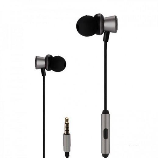 WK Design Wired Earphones 1.2 M – Black