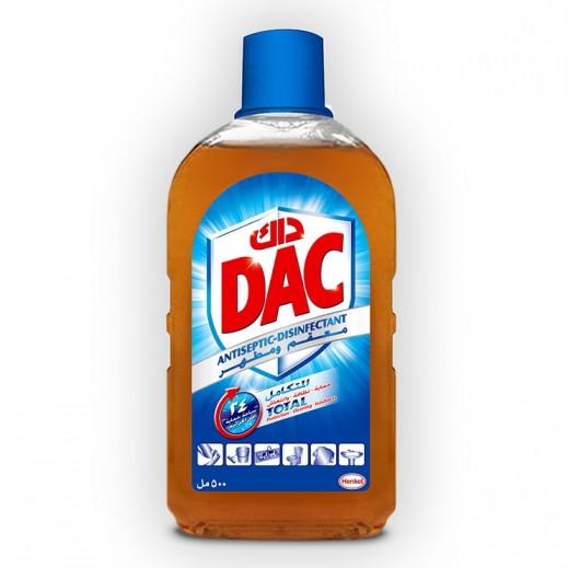 DAC Antiseptic-Disinfectant Liquid 500 ml