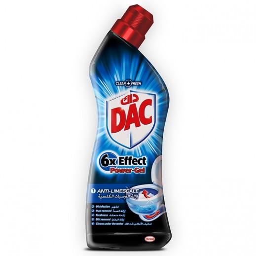 DAC Anti-Limescale Power Gel Bowl Cleaner 750 ml