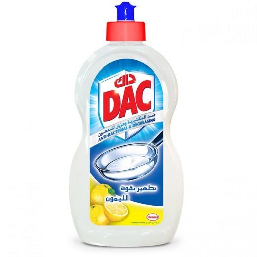 DAC Dishwashing Liquid Lemon 500 ml