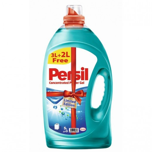 Persil Concentrated Power Gel Top Load (3 L + 2 L Extra)