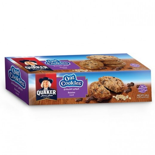 Quaker Chocolate Chip Oat Cookies 126 g