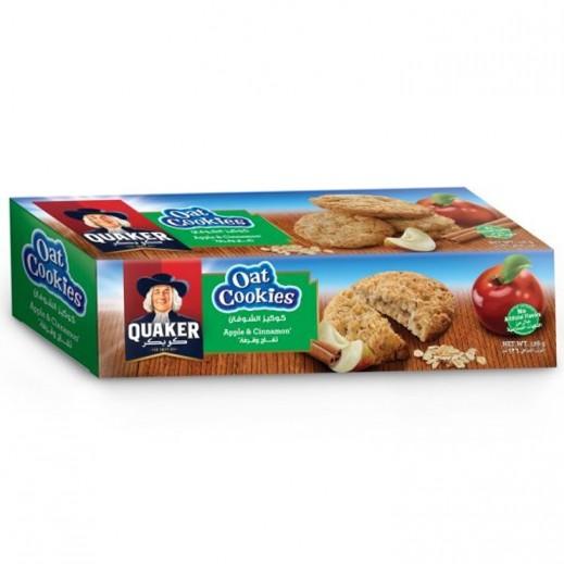 Quaker Apple Cinnamon Oat Cookies 126 g