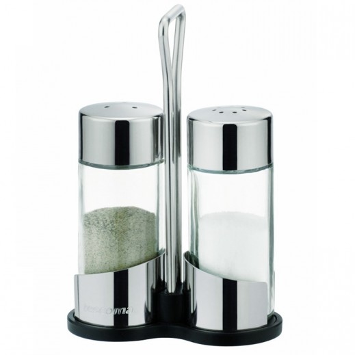 Tescoma Club Salt And Pepper Set With Stand