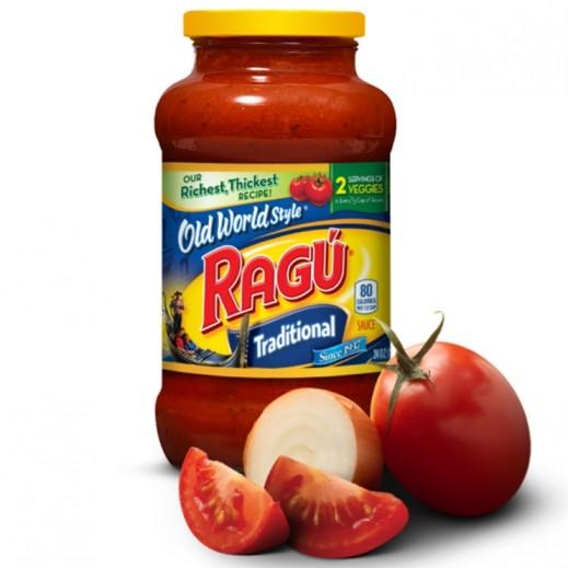 Ragu Old World Style Traditional Sauce 680 g