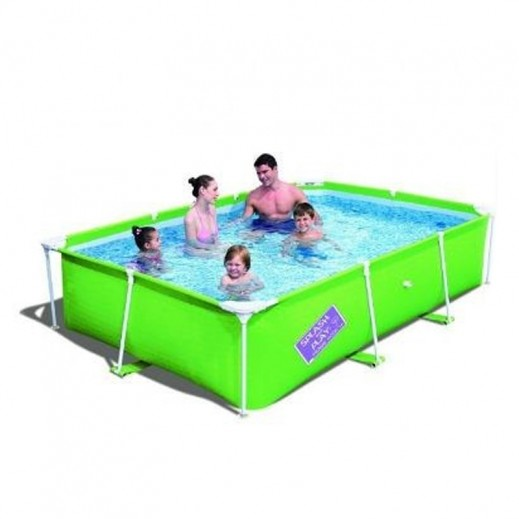 Bestway Splash & Play  Frame Pool (259 x 170 x 61cm)