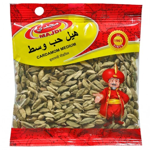 Majdi Cardamom Medium 75 g