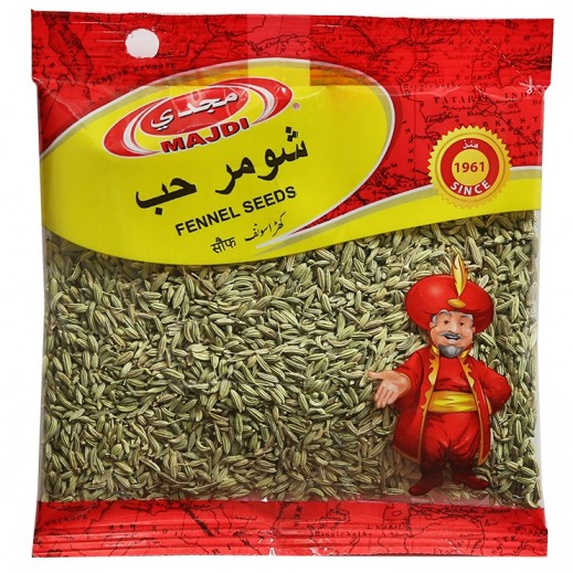 Majdi Fennel Seeds 70 g
