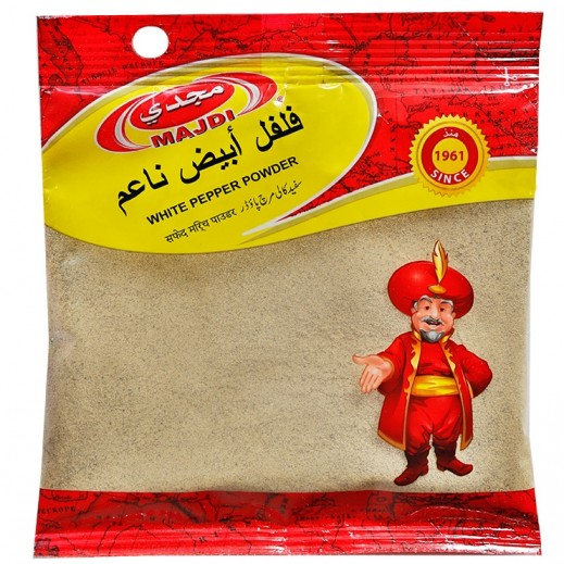 Majdi White Pepper Powder 90 g