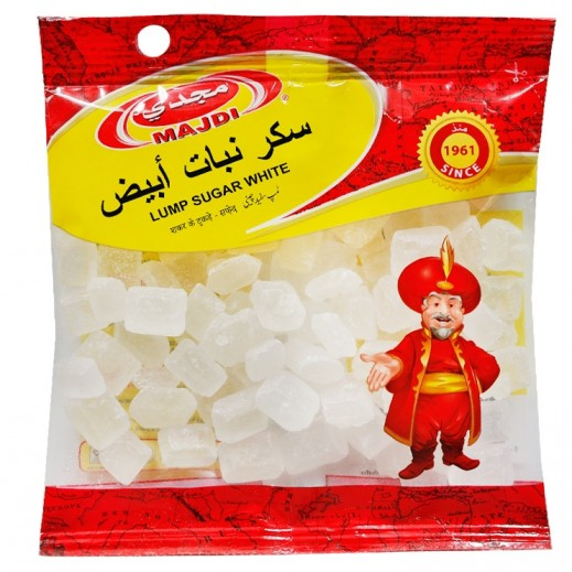 Majdi Lump Sugar White 160 g