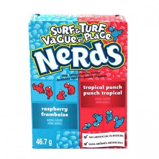 Nerds Surf & True Raspberry Candies 46.7 g