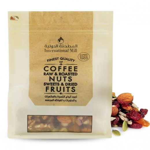 International Mill Mixed Fruit & Nuts 250 g