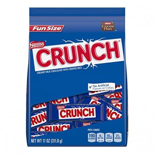 Crunch Chocolate Bar 311.8 g