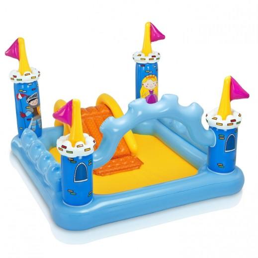 Intex Fantasy Castle Water Slide Play Centre 185 x 152 x 107 cm