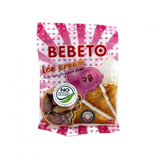 Bebeto Ice Cream jelly 80 g