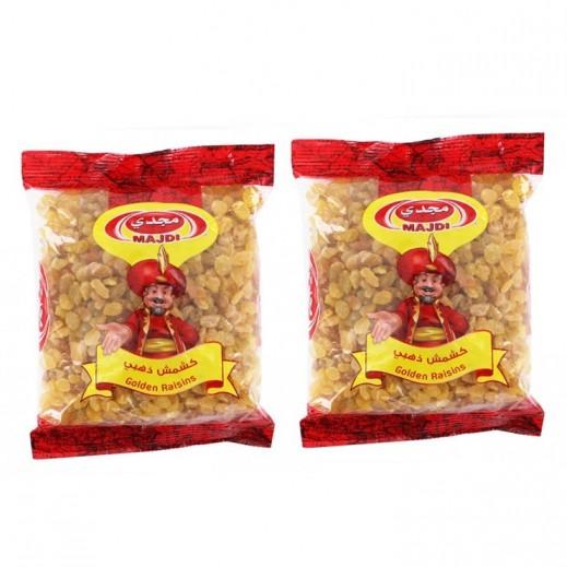 Majdi Golden Raisins 2x 450 g (Prom)