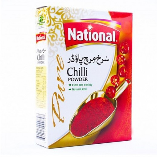 National Red Chilli Powder 200 g