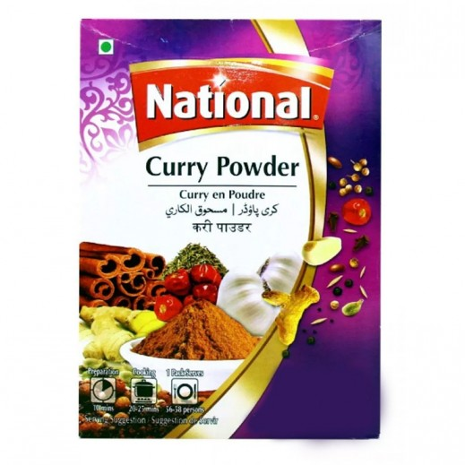 National Curry Masala Powder 200 g +10% Extra Free