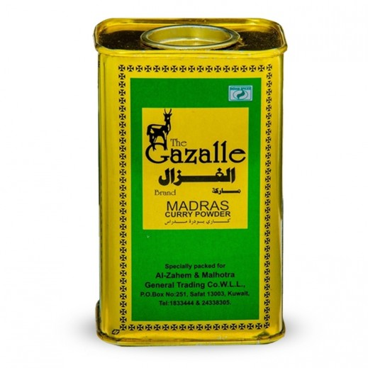 Gazelle Madras Curry Powder 250 g