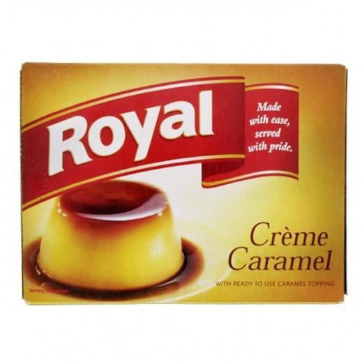 Royal Cream Caramel Mix 77 g