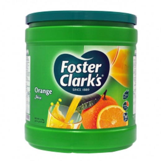 Foster Clark's Orange Powder Drink 2.5 kg