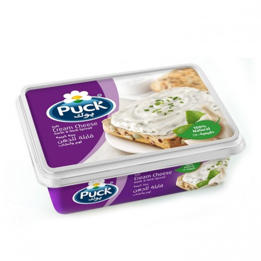 Puck Cream Cheese Garlic 200 ml