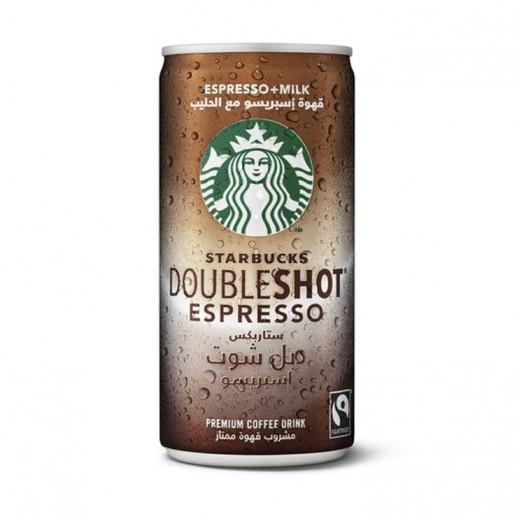 Starbucks Doubleshot Espresso Milk 200  ml